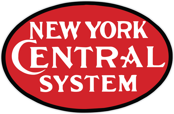 New york central system petroliana decal