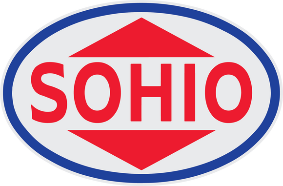sohio petroliana decal