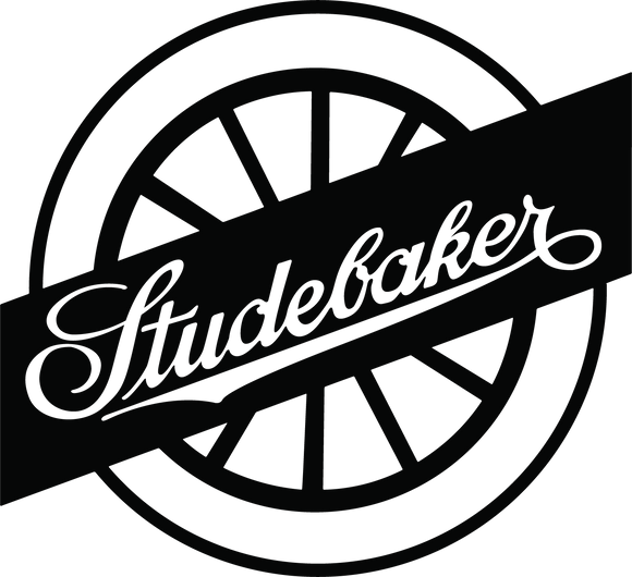 Studebaker petroliana decal
