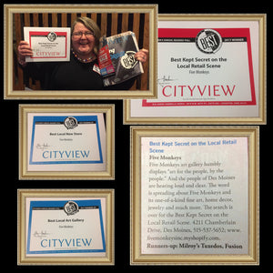 "2017 Cityview ""Best of"" WINNER!!"