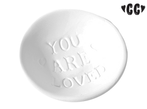 You Are Loved Dish To Go Kit