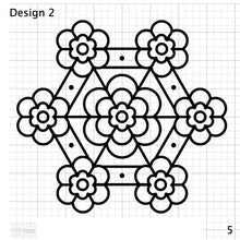 Load image into Gallery viewer, Mandala Designs - Less Detail