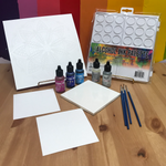 Alcohol Ink Project Starter Kit - Zoom Class