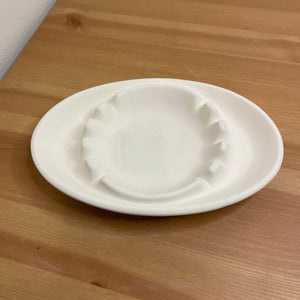 Oval Ashtray