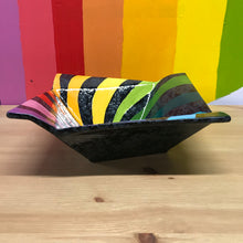 Load image into Gallery viewer, Painted Origami Bowl