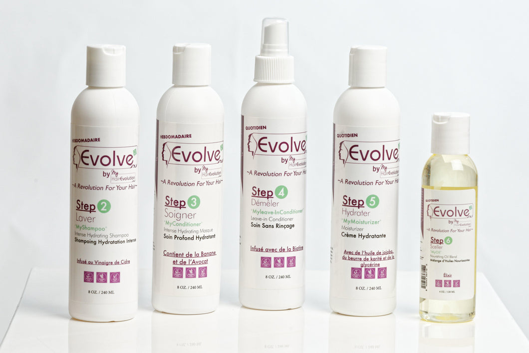 Gamme Evolve Adulte