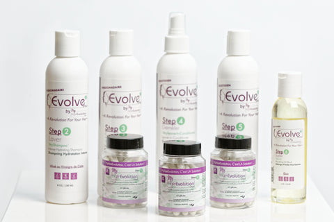 Gamme Evolve Adulte + 3 Vitamines Adulte - MyHairEvolution