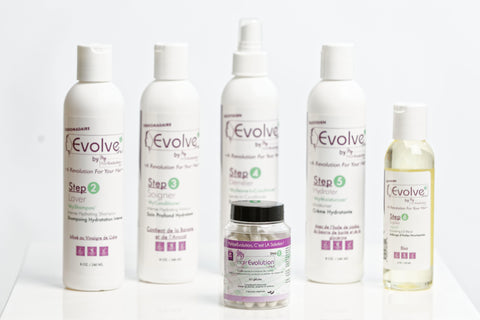 Gamme Evolve Adulte + 1 Vitamine Adulte - MyHairEvolution
