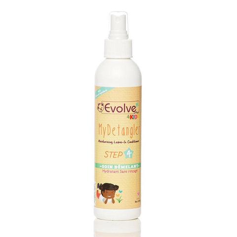Leave-in Conditioner Evolve Enfant - Step 4 - MyHairEvolution