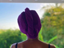 Serviette Turban My Hair Evolution - MyHairEvolution