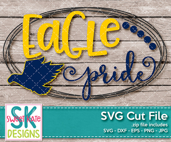 Eagle Pride - Sweet Kate Designs