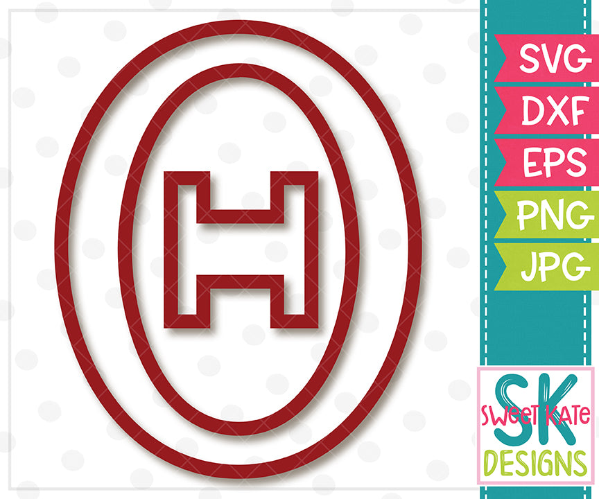 Greek Alphabet: Theta SVG DXF EPS PNG JPG - Sweet Kate Designs