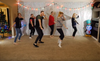 8 Dancing Siblings Create Amazing Christmas Tradition