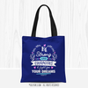 Be Strong for Your Dreams Tote Bag - Golly Girls