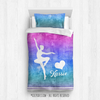 Golly Girls: Forever Love Dance Personalized Comforter Or Set