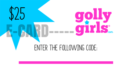 Golly Girls: E-Gift Card