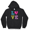 LOVE Gymnastics Hoodie (Youth-Adult) - Golly Girls