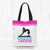 Golly Girls: Queen of the Beam Tote Bag