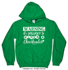 Golly Girls: Unlucky to Pinch a Cheerleader Hoodie (Youth-Adult)