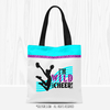 Golly Girls: Wild About Cheer Tote Bag