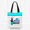 Golly Girls: Wild About Dance Tote Bag