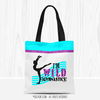 Wild About Gymnastics Tote Bag - Golly Girls