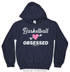 Golly Girls: Basketball Obsessed Hoodie (Youth-Adult)