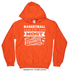 Basketball is My Favorite Hoodie (Youth-Adult)
