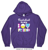 Basketball is my Boyfriend Hoodie (Youth-Adult) - Golly Girls