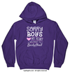 Sorry Boys Basketball Hoodie (Youth-Adult)
