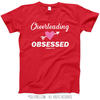 Golly Girls: Cheerleading Obsessed T-Shirt (Youth-Adult)