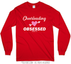 Golly Girls: Cheerleading Obsessed Long Sleeve T-Shirt (Youth-Adult)