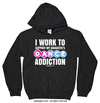 Golly Girls: Work to Support Daughter's Dance Black Hoodie