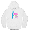 Golly Girls: Golly Girls: Dance Is My Life White Hoodie (Youth & Adult Sizes)