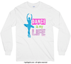 Golly Girls: Dance Is My Life Long Sleeve T-Shirt (Youth-Adult)