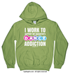 Golly Girls: Work to Support Daughter's Dance Kiwi Hoodie