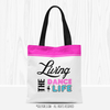 Golly Girls: Living The Dance Life Tote Bag