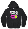 Golly Girls: Golly Girls: Dance Mode On Black Hoodie (Youth & Adult Sizes)