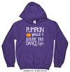Golly Girls: Pumpkin Spice Dance Purple Hoodie (Youth & Adult Sizes)