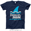 Golly Girls: Dancer Shark T-Shirt (Youth-Adult)