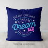Dream Catcher Dream It Do It Blue Throw Pillow - Golly Girls