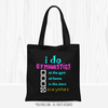 Golly Girls: I Do Gymnastics Everywhere Tote Bag