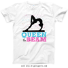 Golly Girls: Queen of the Beam T-Shirt (Youth & Adult Sizes)