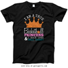 Basketball Princess T-Shirt (Adult & Youth Sizes) - Golly Girls