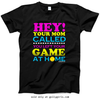 Golly Girls: Your Mom Called Softball T-Shirt (Youth-Adult)