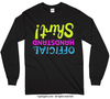 Golly Girls: Official Handstand Shirt - Long Sleeve T-Shirt (Youth & Adult Sizes)