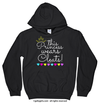 Golly Girls: Girly This Princess Wears Cleats Hoodie (Youth & Adult Sizes)