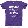 Golly Girls: Dream Big T-Shirt (Youth-Adult)