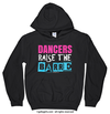 Golly Girls: Dancers Raise The Barre Black Hoodie (Youth & Adult Sizes)