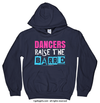 Golly Girls: Dancers Raise The Barre Hoodie (Youth-Adult)